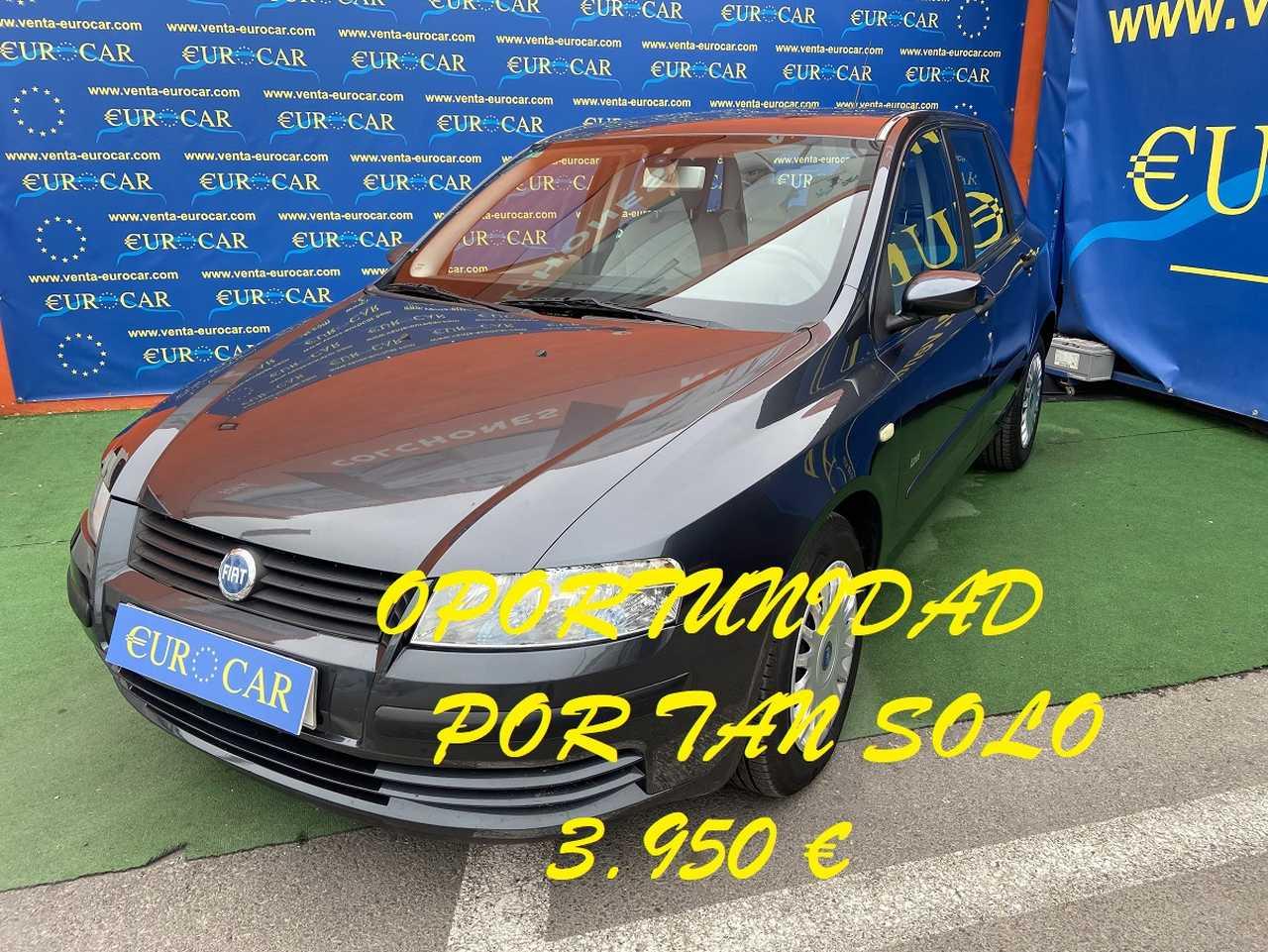 Fiat Stilo ocasión segunda mano 2006 Diésel por 3.950€ en Alicante
