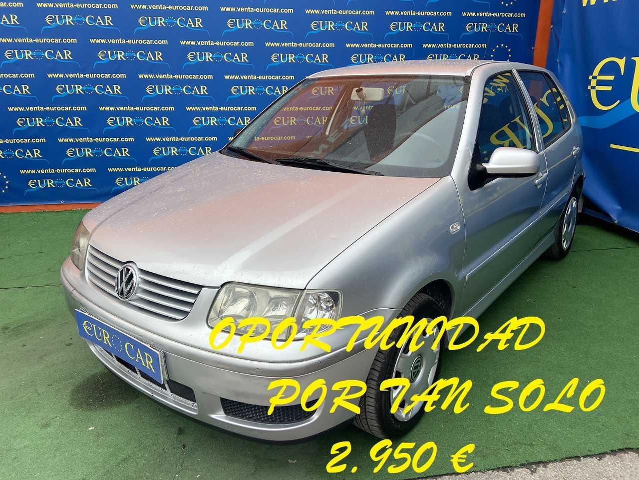 Volkswagen Polo ocasión segunda mano 2002 Diésel por 2.950€ en Alicante