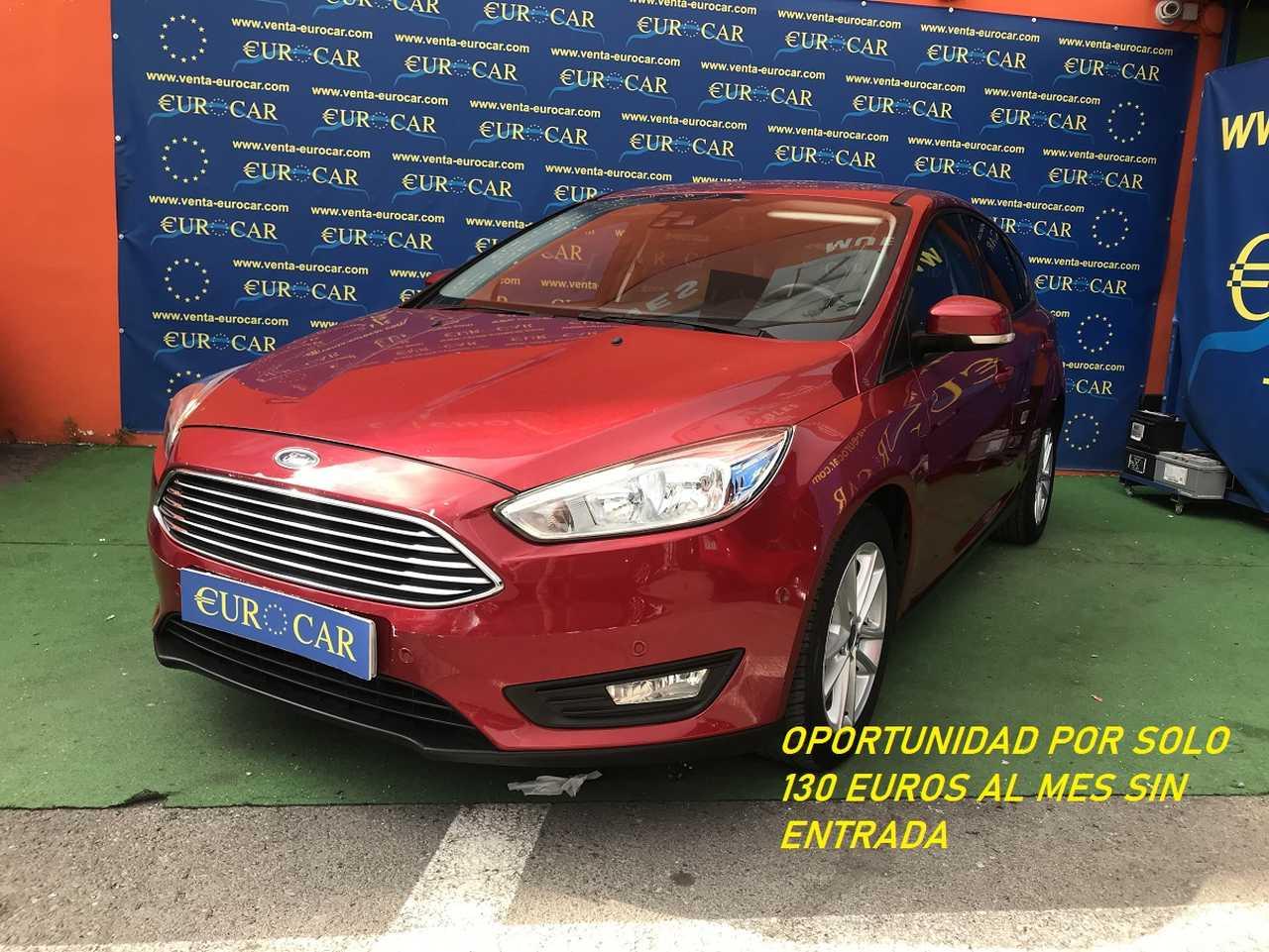 Ford Focus ocasión segunda mano 2014 Gasolina por 8.950€ en Alicante