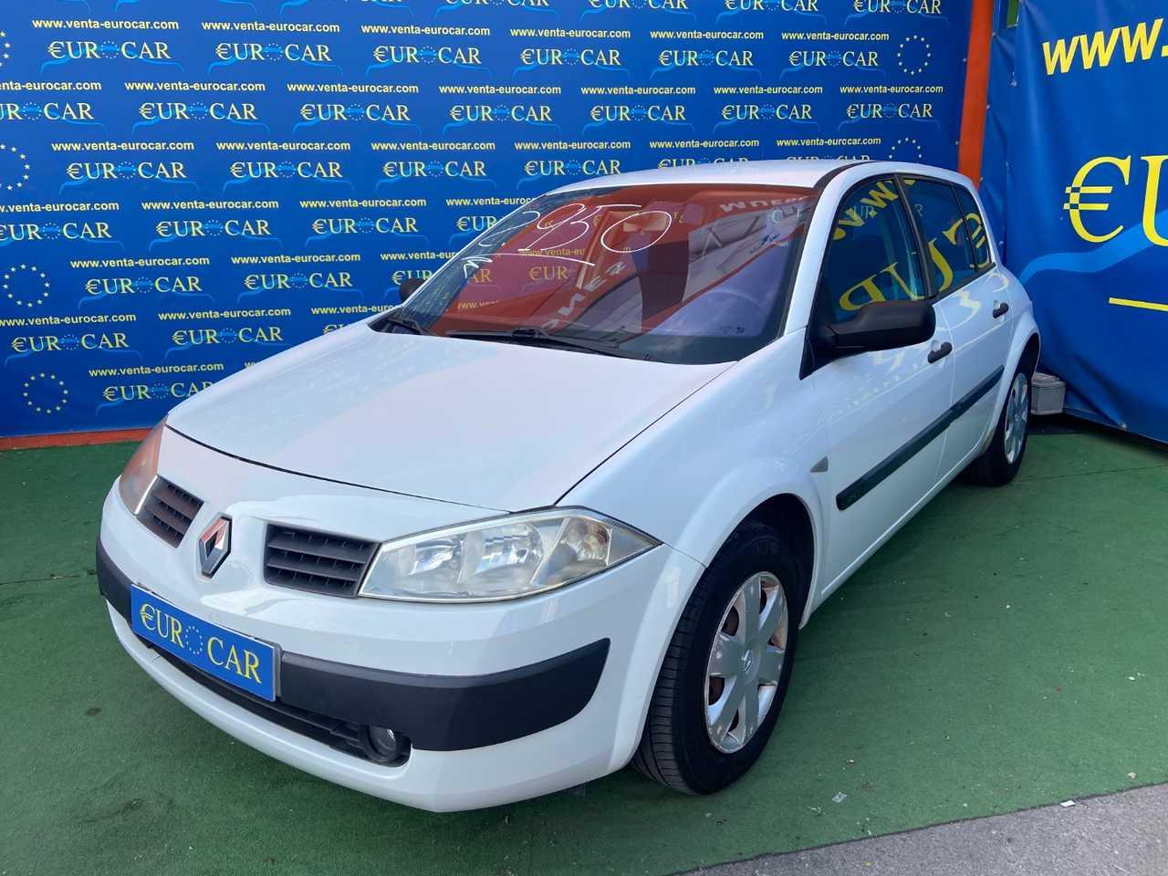 Renault Megane ocasión segunda mano 2005 Diésel por 2.950€ en Alicante