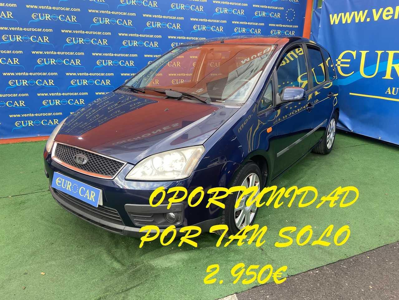 Ford Focus ocasión segunda mano 2003 Diésel por 2.950€ en Alicante