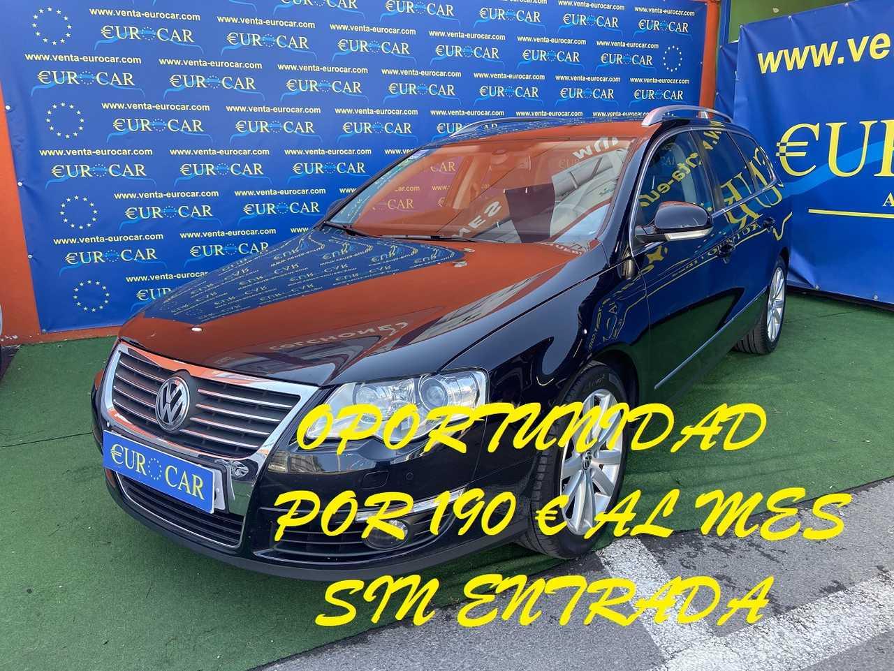 Volkswagen Passat Variant ocasión segunda mano 2010 Diésel por 6.950€ en Alicante