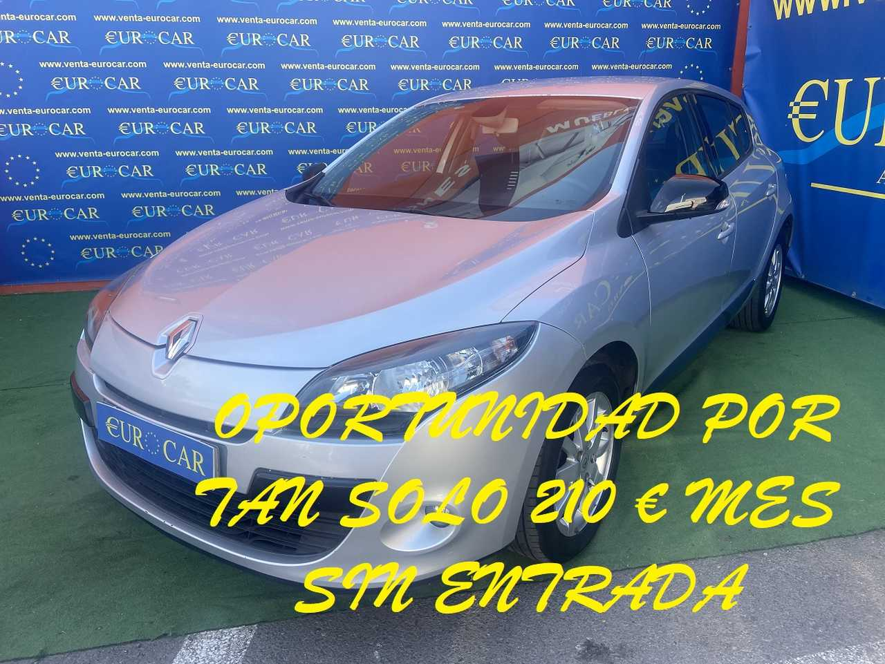Renault Megane ocasión segunda mano 2011 Diésel por 7.950€ en Alicante