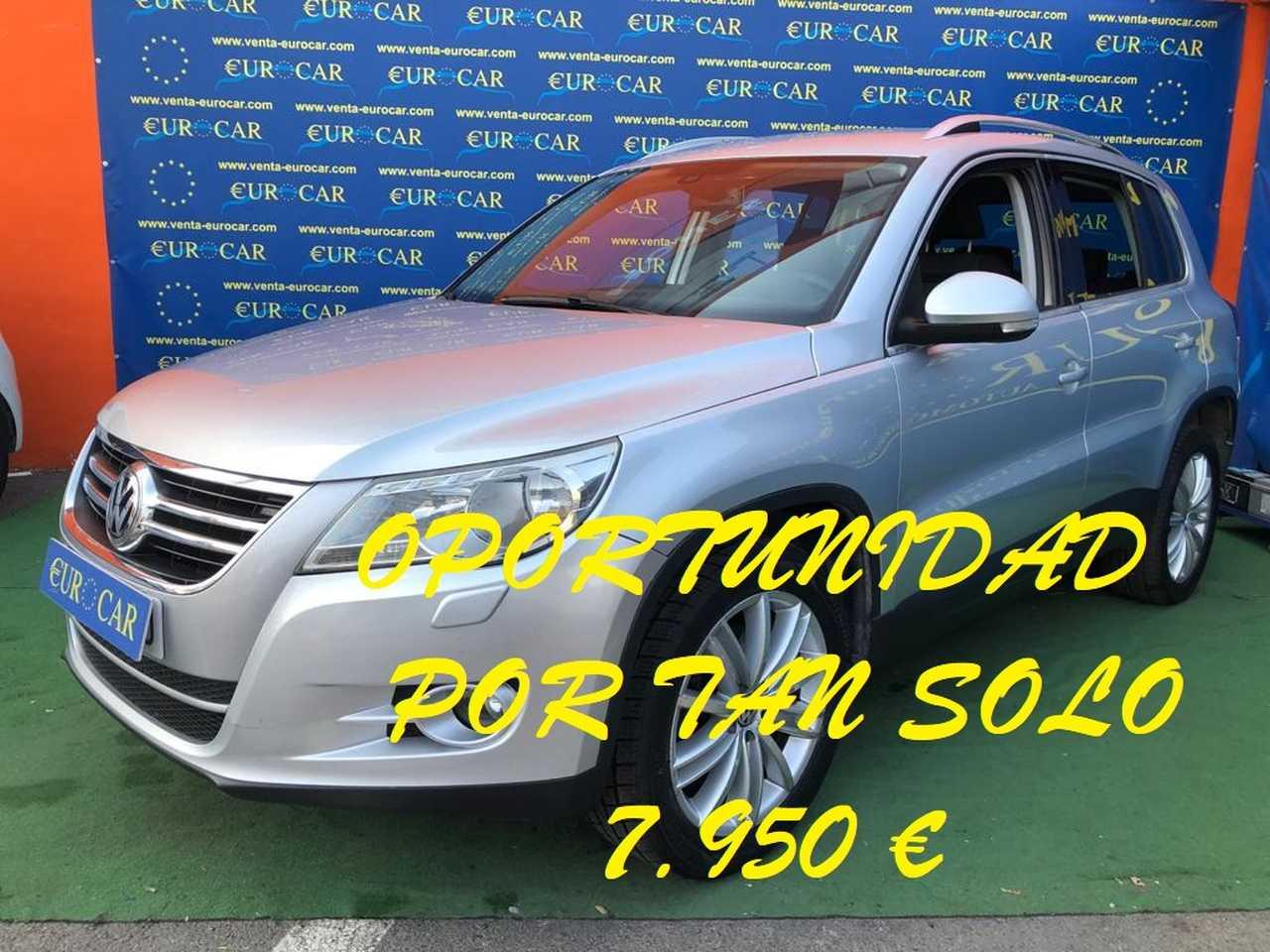 Volkswagen Tiguan ocasión segunda mano 2009 Diésel por 7.950€ en Alicante