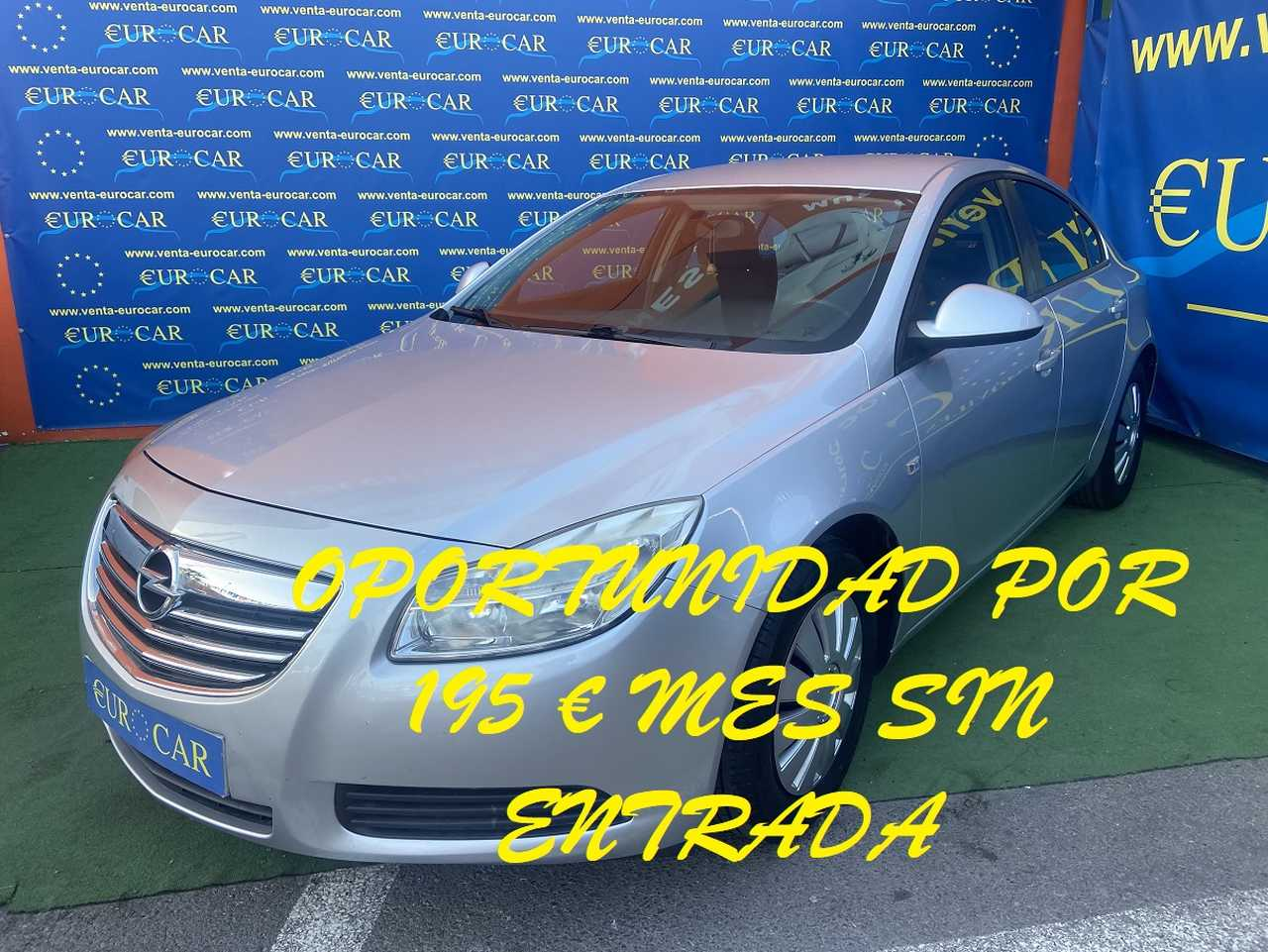 Opel Insignia  ocasión segunda mano 2011 Diésel por 5.950€ en Alicante