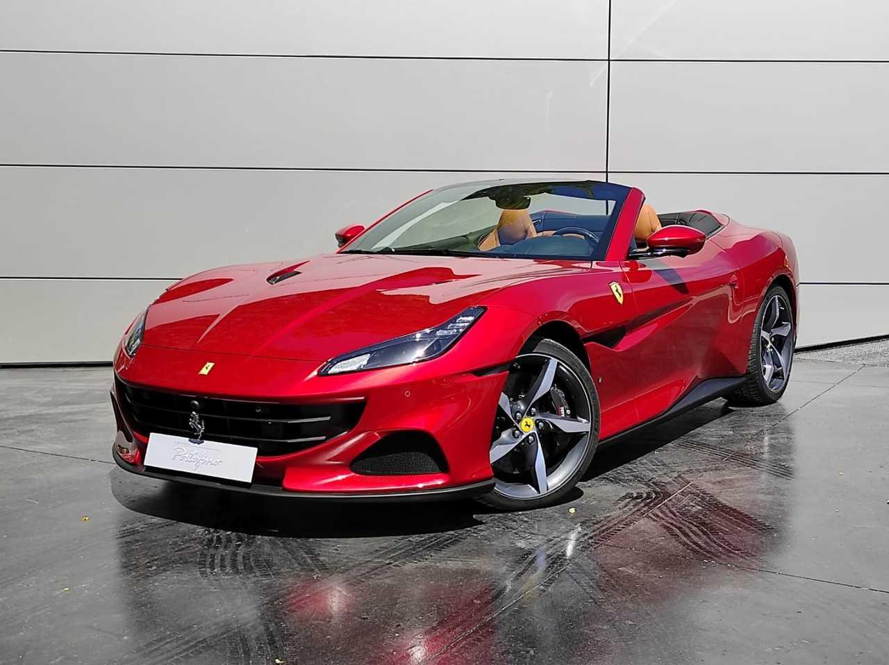 Ferrari Portofino ocasión segunda mano 2022 Gasolina por 293.000€ en Málaga