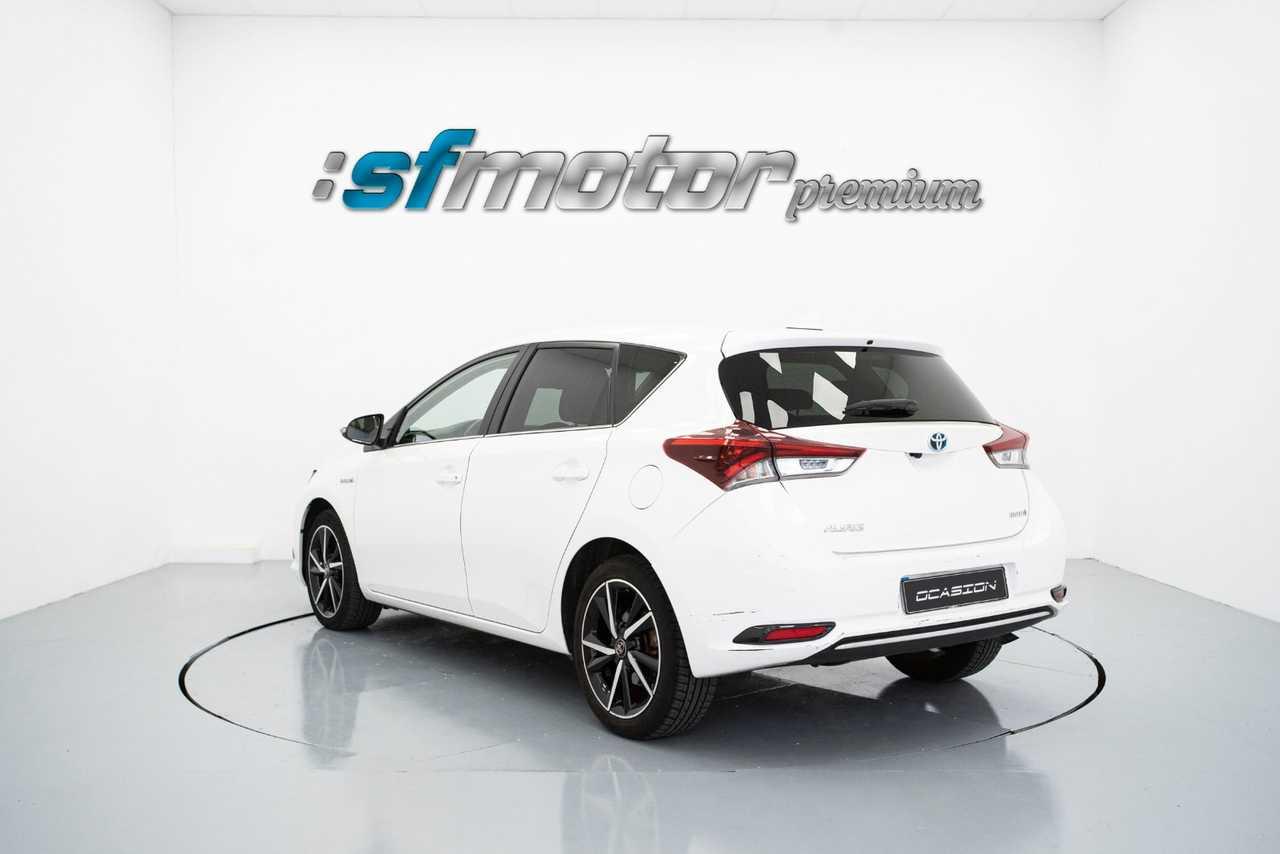 Foto Toyota Auris 3