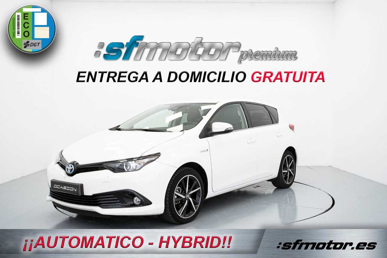 Foto Toyota Auris 1