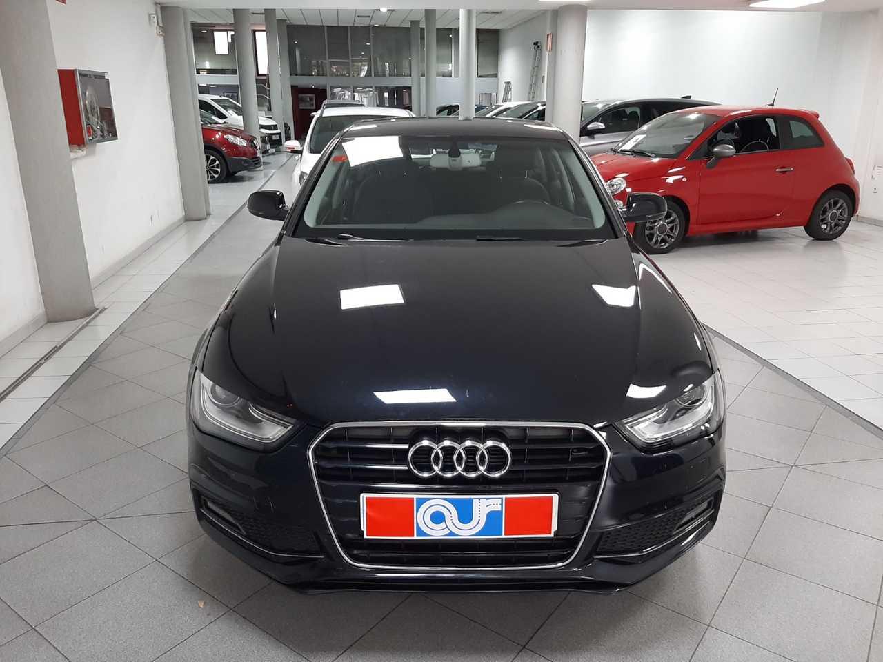 Audi A4 Diésel en Terrassa