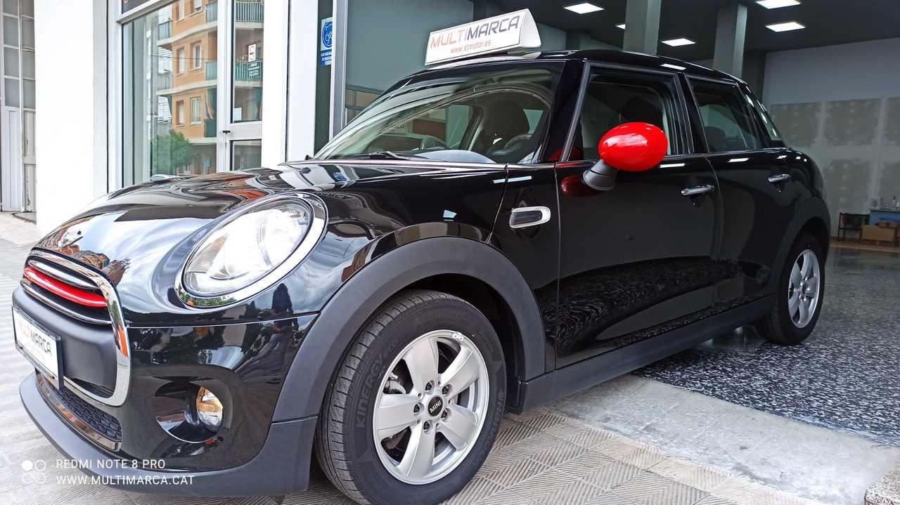 Mini One ocasión segunda mano 2015 Gasolina por 12.900€ en Girona