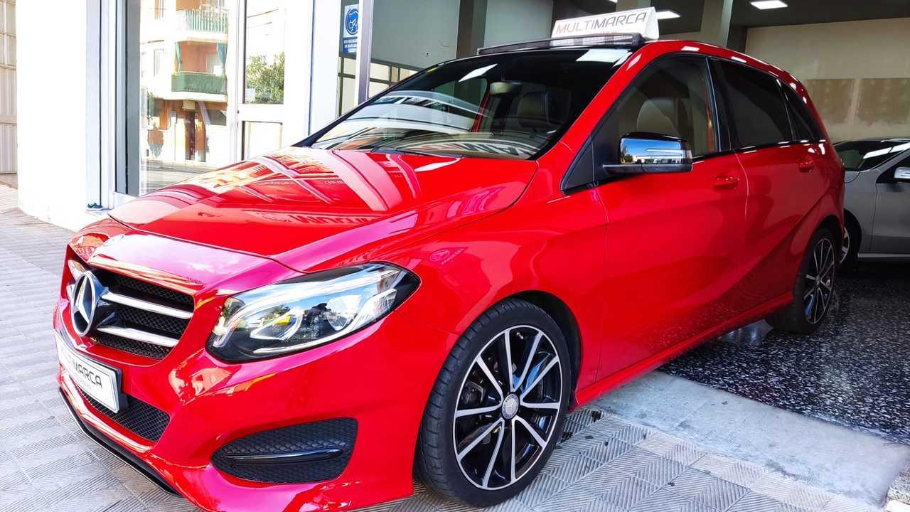 Mercedes Benz Clase B ocasión segunda mano 2015 Diésel por 16.900€ en Girona